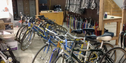 Iowa City Bike Library