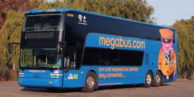 Megabus expands