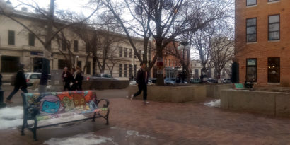 Iowa City Ped Mall