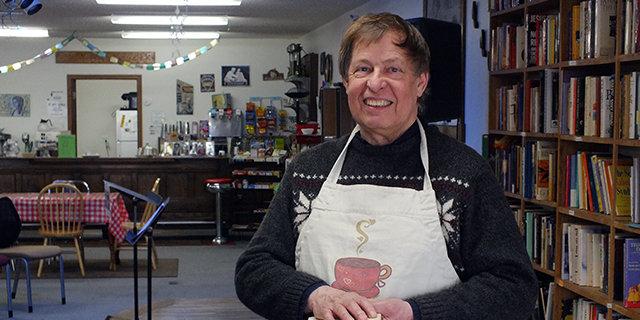 Uptown Bill's director Tom Gilsenan
