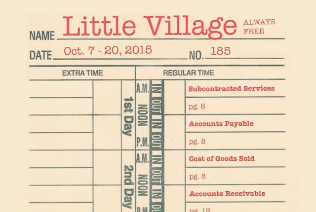Little Village 185