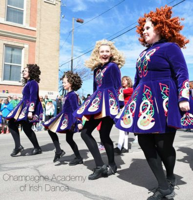 The Champagne Academy of Irish Dance