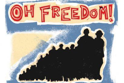 Chris Vallillo's Oh Freedom!