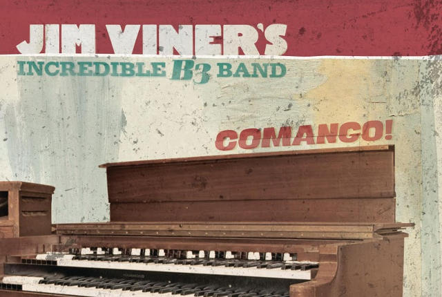 Jim Viner's Incredible B3 Band