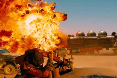 Mad Max: Fury Road screenshot