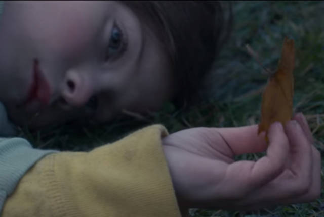 Jacob Tremblay in 'Room'