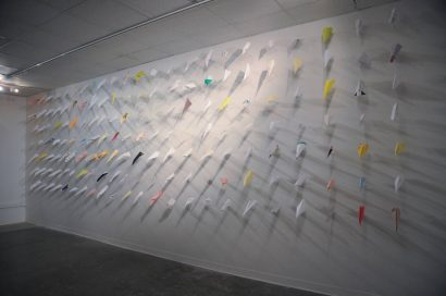 Ben Wills' installations