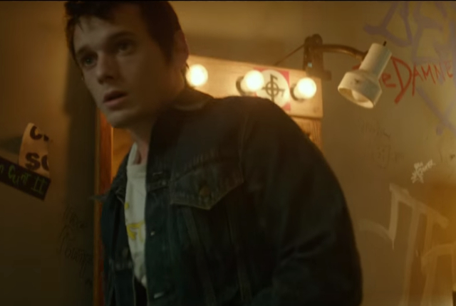 Anton Yelchin in Green Room