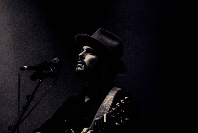 Gregory Alan Isakov Englert Theatre