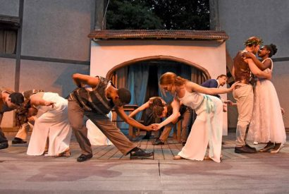 Pericles at Riverside Theatre