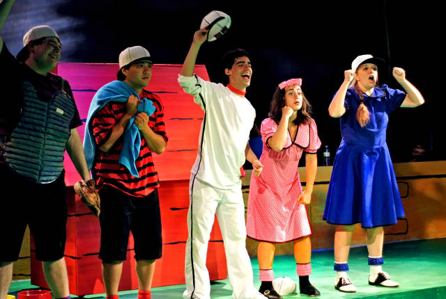 ICCT's 'You're a Good Man, Charlie Brown