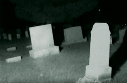 Video still from 'Soul Seekers' on PATV