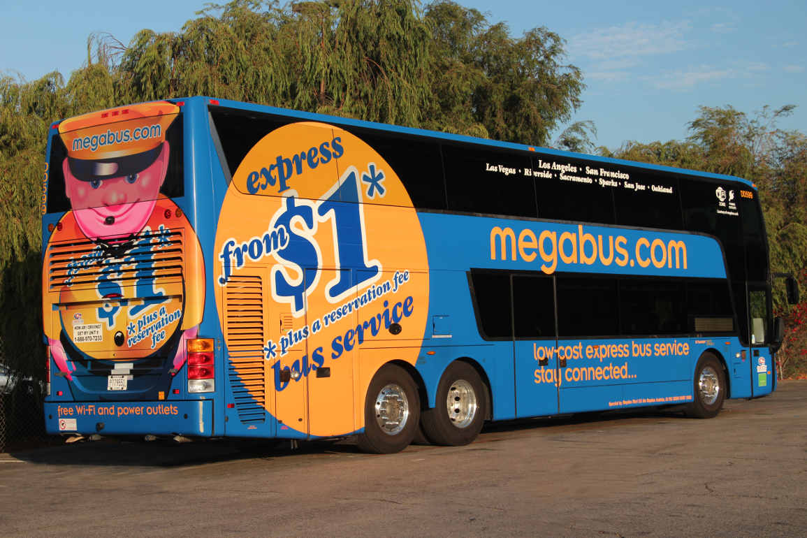 Coach Tours From Las Vegas
