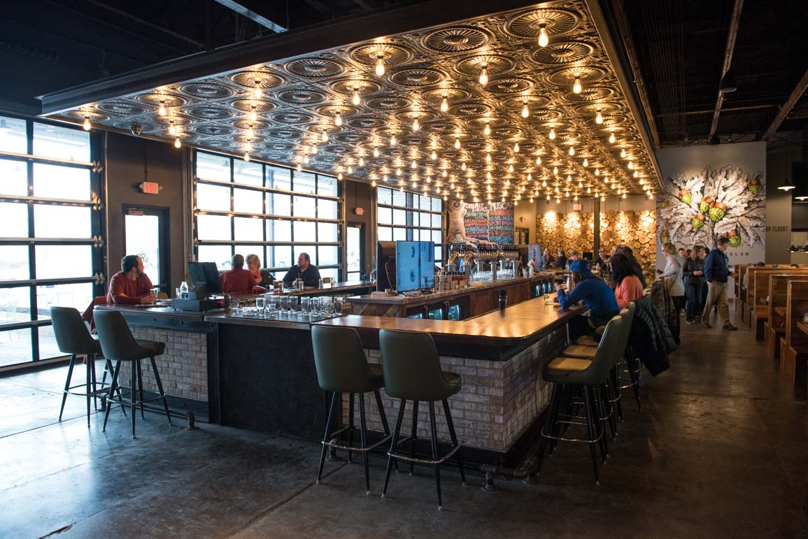 Big Grove Brewery And Taproom Brings A Homey Vibe To