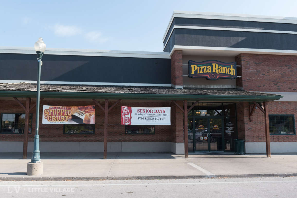 Fabulous Iowa Citys Pizza Ranch Will Move To The Gateway One Plaza Beutiful Home Inspiration Aditmahrainfo