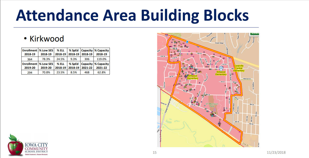 ICCSD Map Kirkwood | Little Village on raytown map, st. louis city map, wildwood missouri map, clayton map, kirksville map, greenville map,