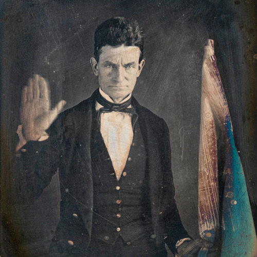 Bright Radical Star': When John Brown came to Iowa | Little