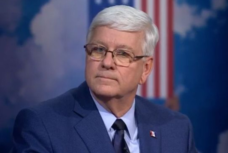 Jerry Foxhoven says he was forced to resign because he